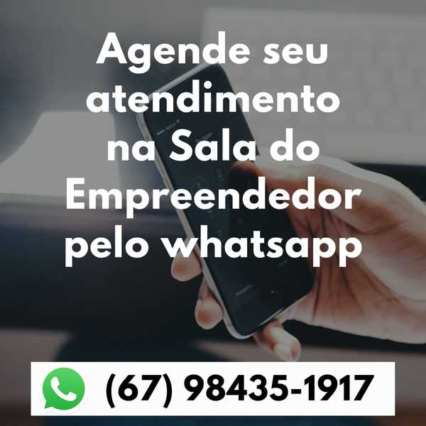 Left or right sala do empreendedor whatsapp