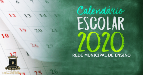 Left or right left or right conselho municipal de educacao aprova calendario escolar 2020 das escolas