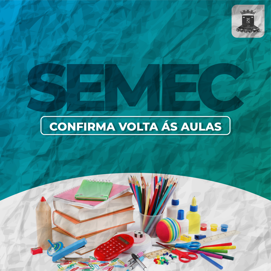 Center semec volta as aulas